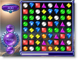 Datorspel - Bejeweled 2
