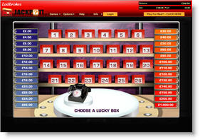 Ladbrokes Games - Deal or No Deal