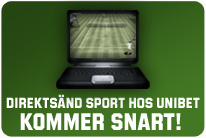 Unibet Livestreaming