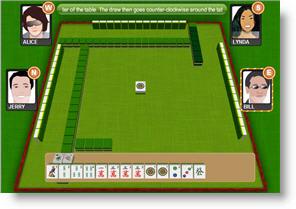 Mahjong Time Spelbräde