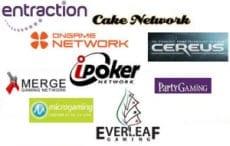 Pokernätverk för online poker