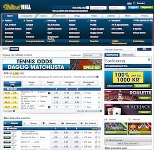 William Hill spelbolag