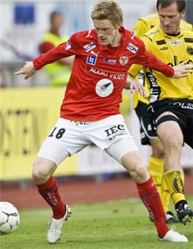 Rasmus Elm är Månadens Lirare juli 2009