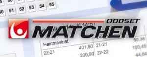 Matchen hur svenska spel