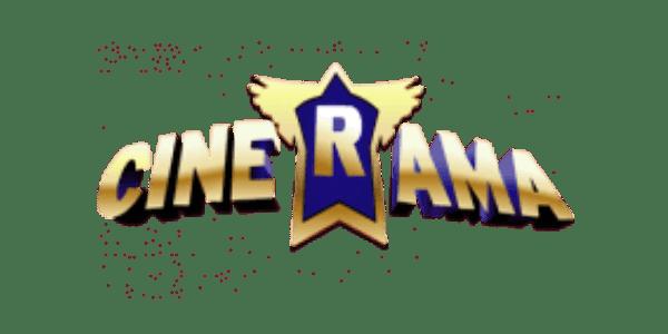 Cinerama slot logo