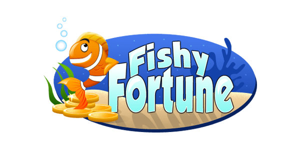 fishy fortune slot logo