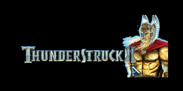 Thunderstruck 2 - Slots Logo