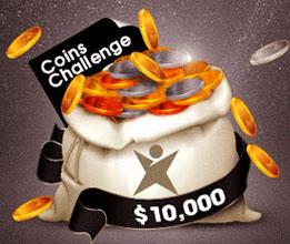pengasäck coins challenge