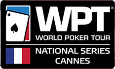 WPT Cannes logo