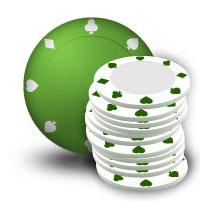 marker gröna och vita