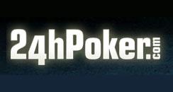 24hpoker logotype