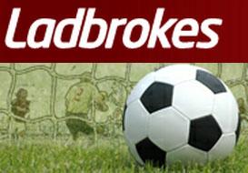 fotboll och logo