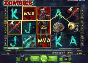 Zombies Slot - Spela Zombies Slots Gratis på nätet