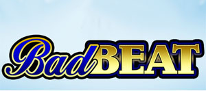 badbeat logotype