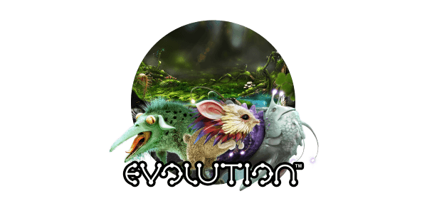 evolution slot logo