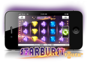 Starburst Touch för iPhone, Android och iPad
