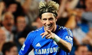 Fernando Torres European Super Cup