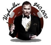 Highroller $40 000 pokerturnering