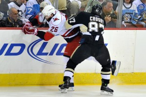 Carolina Hurricanes v Pittsburgh Penguins, Game One