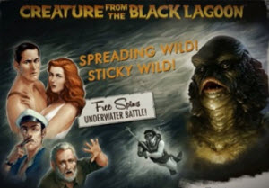 creature from the blacklagoon