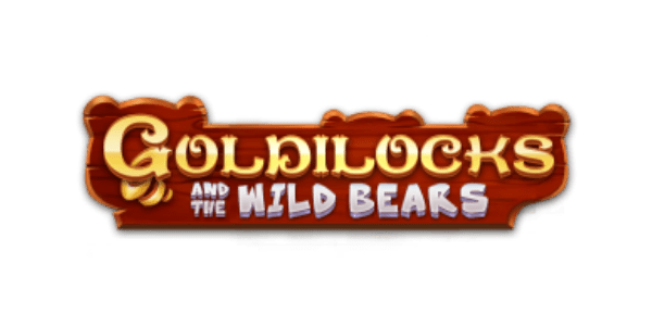 Goldilocks and the wild bears logo