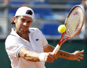 Bolelli har bra chans att vinna i sin comeback turnering på hemmaplan i Bergamo, Italien.