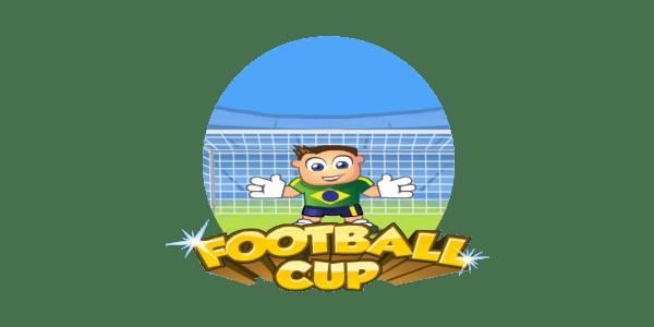 fotball cup logo minigame