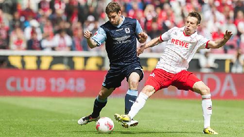 FC Köln - 1860 München-2013