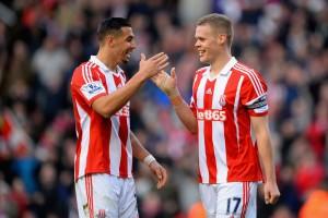 Geoff+Cameron+Stoke+City+v+Arsenal+Premier+WrUOFCPG8Vox