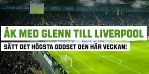 Glenn Liverpool Unibet