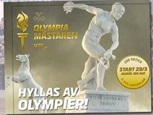 Olympiamastare