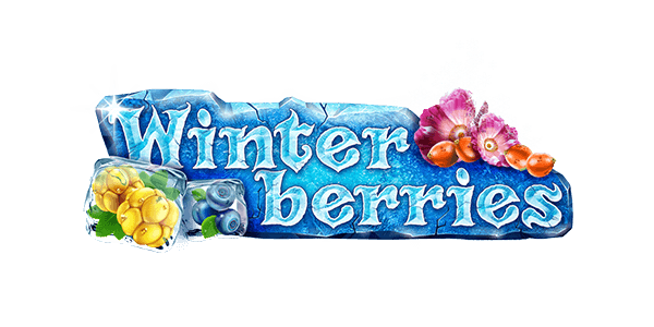 Winter Berries Slots Logo