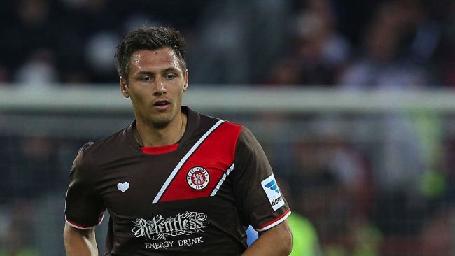 Soren Gonther är tillbaka i St. Pauli