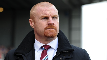Tränaren Sean Dyche har gjort det bra med Burnley denna säsong