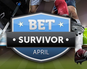 Bet Survivor ComeOn