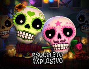 Esqueleteo Explosivo slot