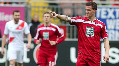 Kaiserslautern - FC St. Pauli-2013