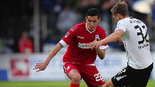 SV Sandhausen - FSV Frankfurt-2013