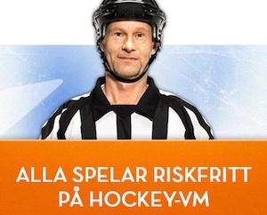 Betsson riskfritt hockey
