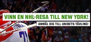 NHL Unibet