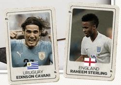 Uruguay England