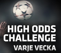 Expekt High Odds challenge