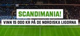 Scandimania kampanj Unibet