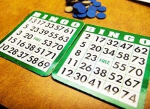 amerikansk bingo