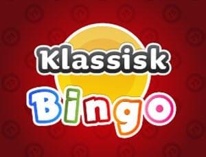 klassisk bingo