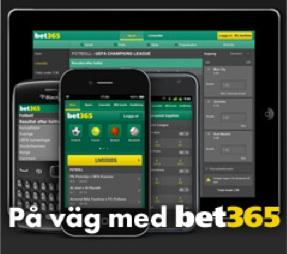 Bet365 mobilbonus