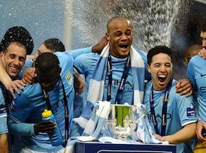 Ligacupen Manchester City