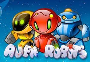 Alien Robots™ Slot spel spela gratis i NetEnt Online Casinon