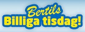 Bertil Billig tisdag