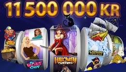 Gala Casino prisdragning
